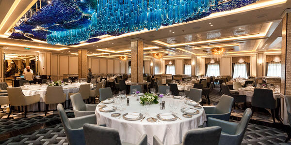 Seven Seas Explorer Dining