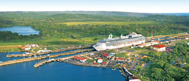 Panama Canal Cruise Tips (Photo: Princess Cruises)