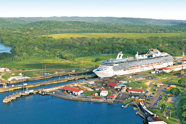 Panama Canal Cruise Tips (Photo: Princess Cruises)
