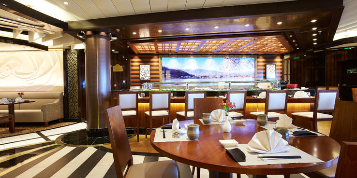 Diamond Princess Dining: Restaurants & Food on Cruise Critic
