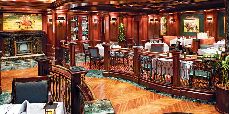Golden Princess Dining Restaurants Amp Food On Cruise Critic