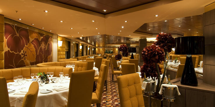 Msc Orchestra Dining Restaurants Amp Food On Cruise Critic