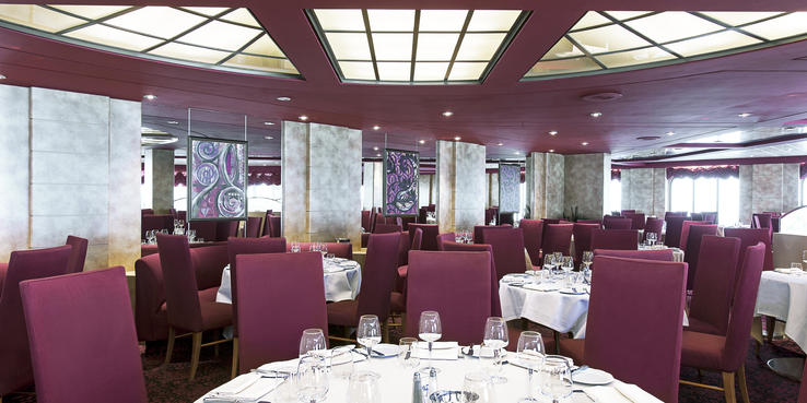 Msc Sinfonia Dining Restaurants Amp Food On Cruise Critic