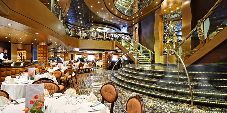 MSC Splendida Dining: Restaurants & Food on Cruise Critic