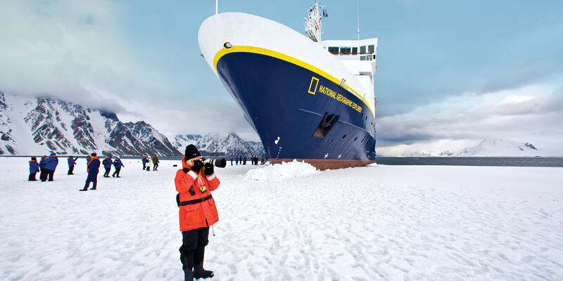 National Geographic Explorer (Photo: Lindblad Expeditions)