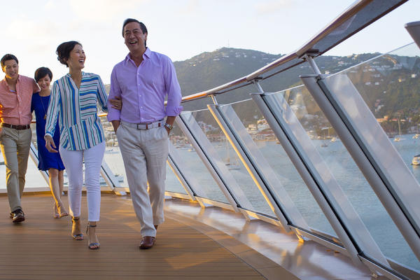 15 Ways to Take the Stress Out of Embarkation Day (Photo: Norwegian Cruise Line)