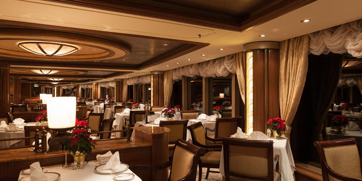Queen victoria dining restaurants food on cruise critic sciox Choice Image