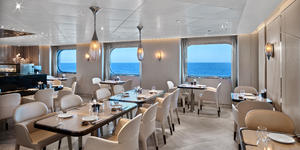 Seabourn Encore Dining