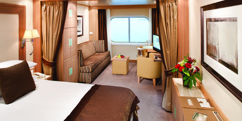 Seabourn Odyssey Cabins