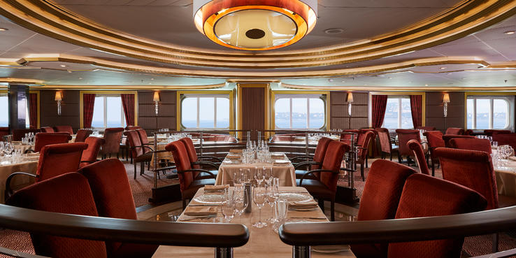 Silver Muse Dining Restaurants Food On Cruise Critic