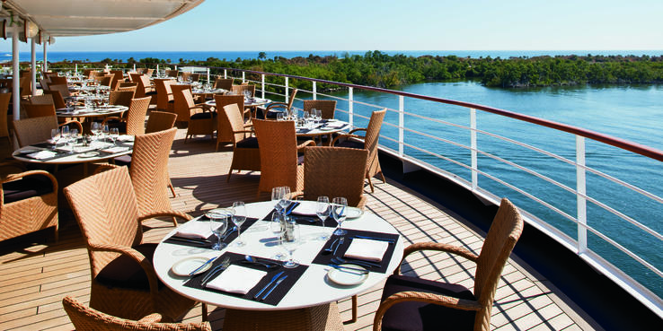 Silver Spirit Dining Restaurants Food On Cruise Critic