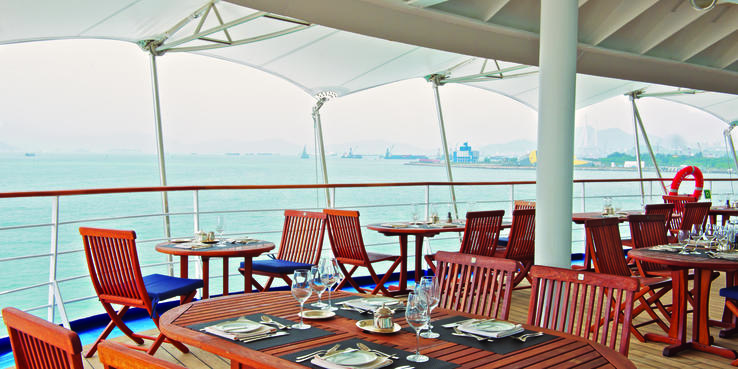 Silver Whisper Dining Restaurants Food On Cruise Critic