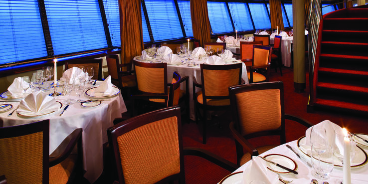 Silver Wind Dining Restaurants Food On Cruise Critic