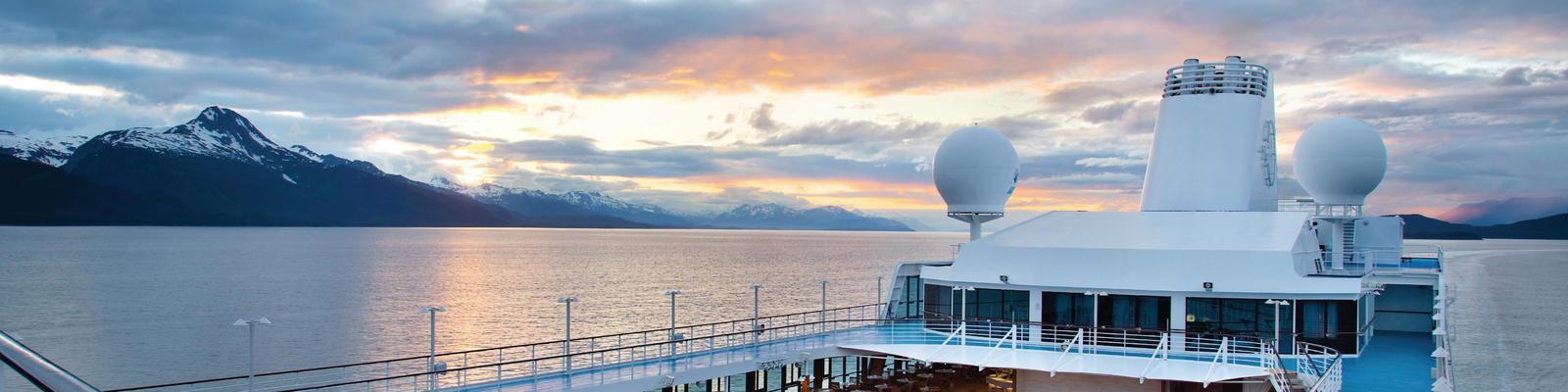 Oceania Sirena Cruise Ship