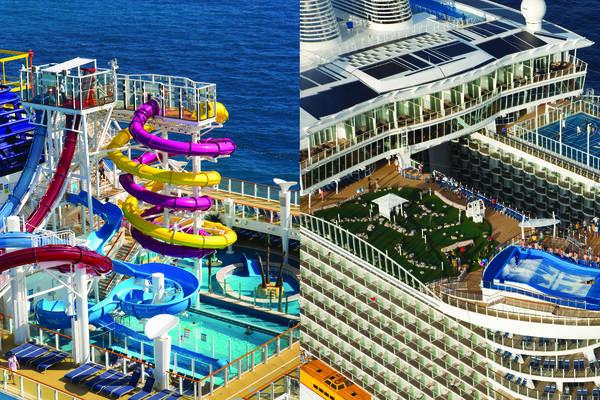 Norwegian Cruise Line vs. Royal Caribbean International - Cruise Critic