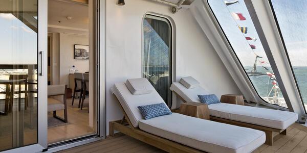 Viking Sun Cabins