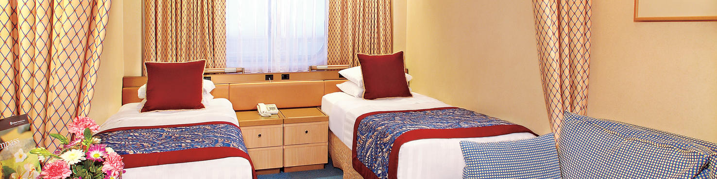 volendam cabins staterooms on cruise critic