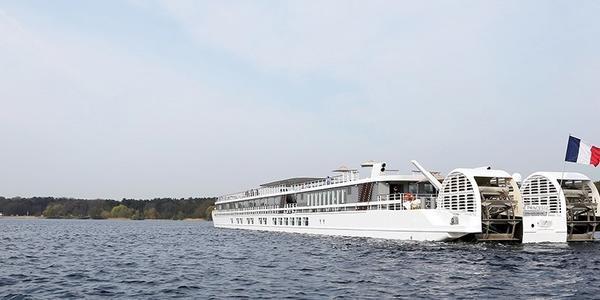 Elbe Princesse II exterior