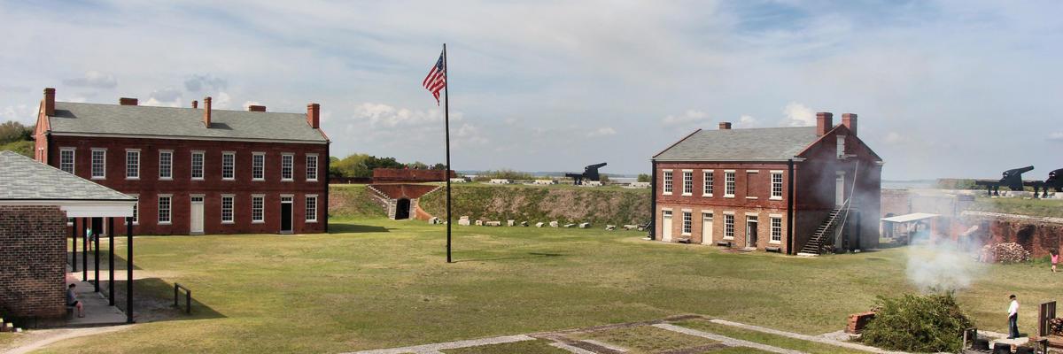 Fort Clinch at Amelia Island