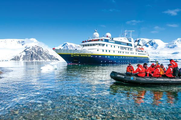 Best Antarctica Cruises (ID: 1327) (Photo: Lindblad Expeditions)