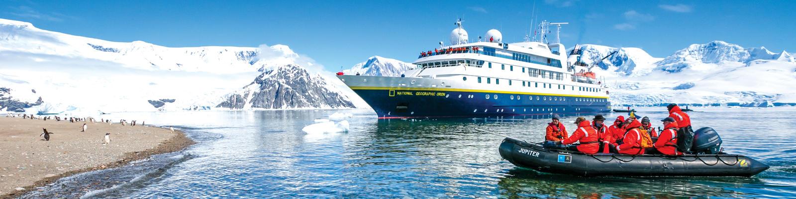 Best Antarctica Cruises Id 1327 Photo Lindblad Expeditions