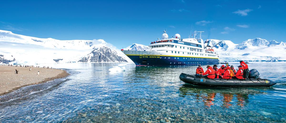 Best Antarctica Cruise Lines Cruise Critic