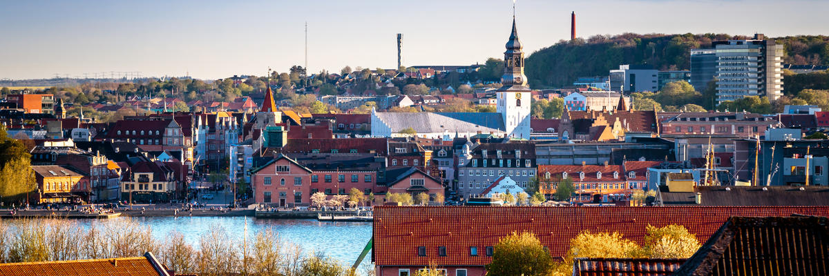 Aalborg (Photo: Anders Riishede/Shutterstock.com)