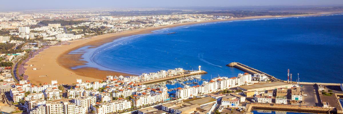 Agadir (Photo: Maciej Czekajewski/Shutterstock.com)