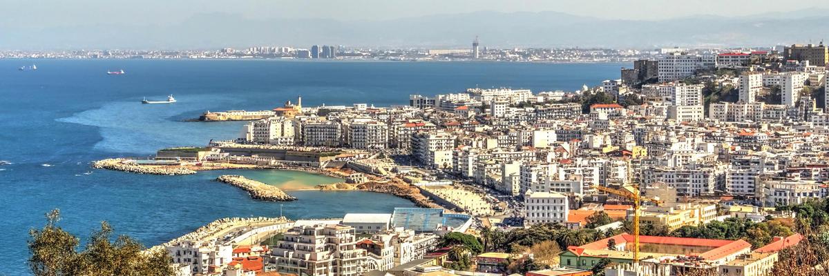Algiers (Photo: Jeronimo Contreras Flores/Shutterstock.com)