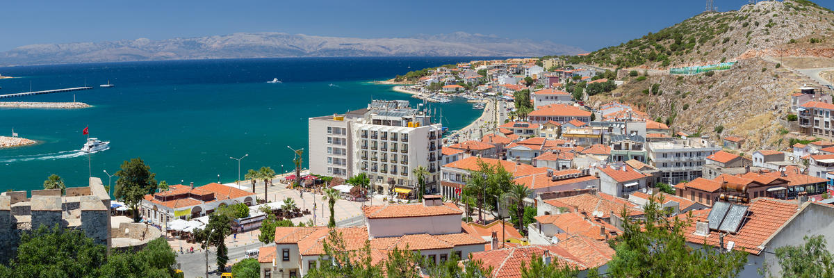 Cesme, Turkey (Photo: Lefteris Papaulakis/Shutterstock.com)