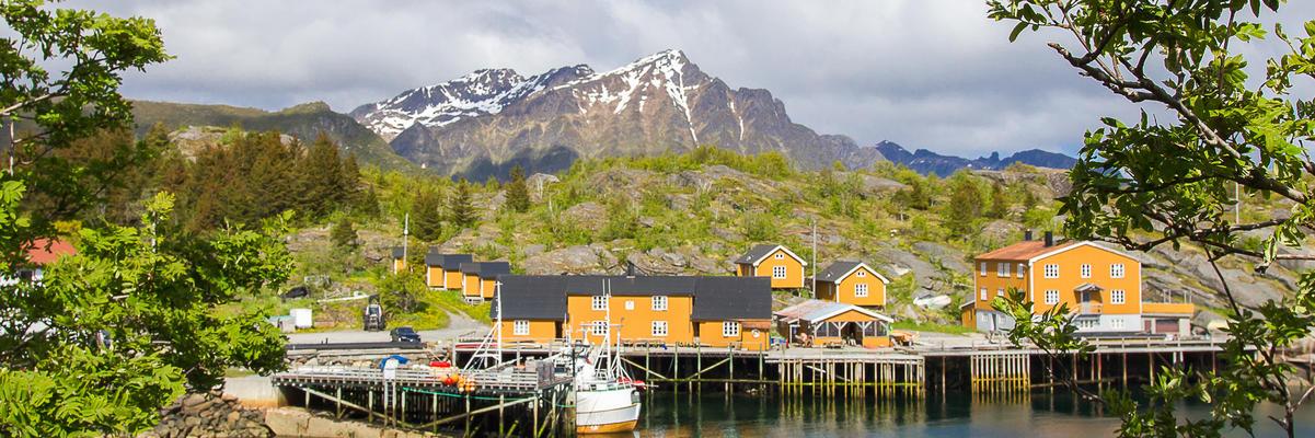 Gravdal, Norway (Photo: Andrejs Marcenko/Shutterstock)