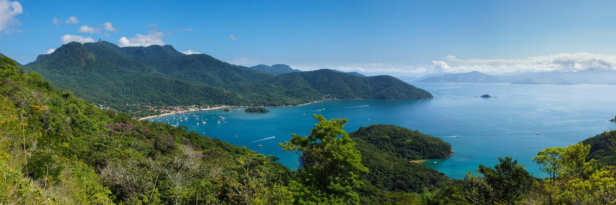 Ilha Grande, Brazil (Photo: Scottt13/Shuterstock)