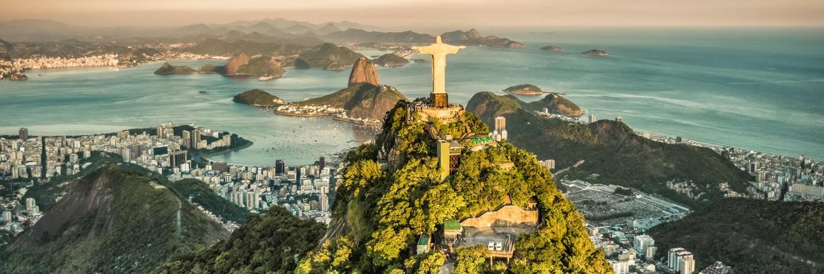 Rio de Janeiro, Brazil (Photo: marchello74/Shutterstock)