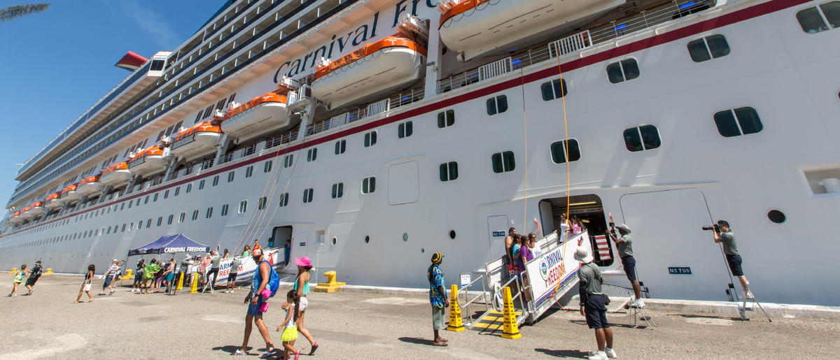 What to Expect on a Cruise: Boarding a Cruise Ship - Cruise Critic