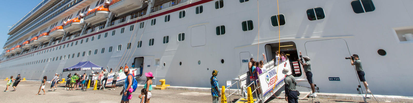 What To Expect On A Cruise Boarding A Cruise Ship