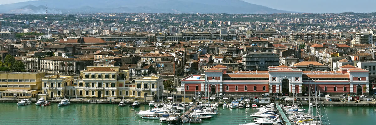 Catania (Photo: xabi_kls/Shutterstock.com)