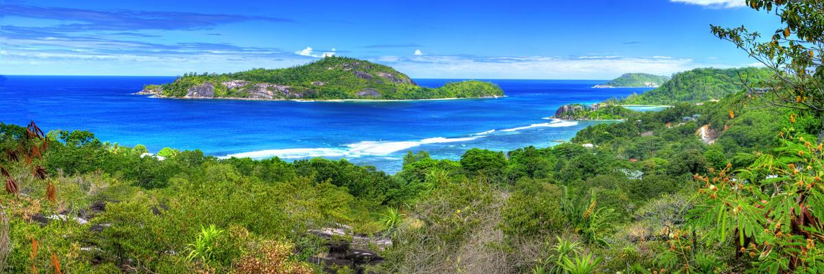 Mahe Island, Seychelles (Photo: leoks/Shutterstock)