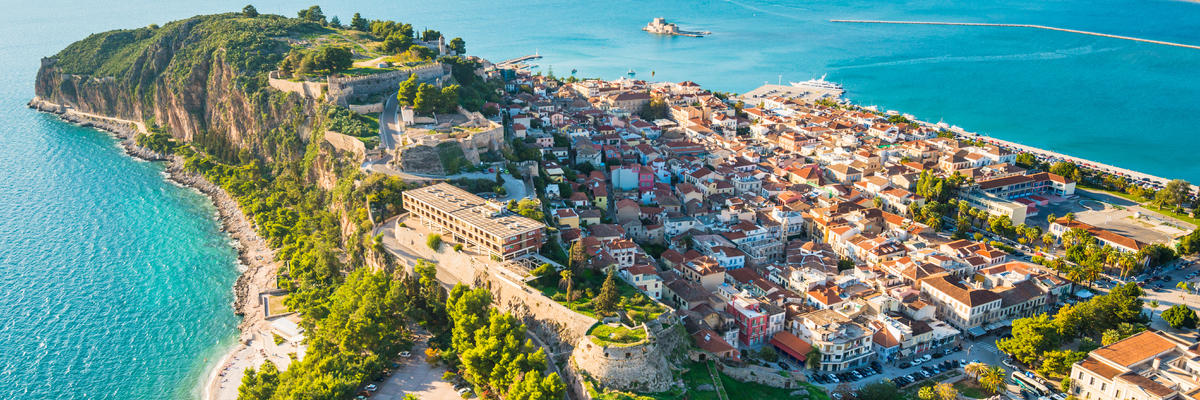Nafplion (Photo: Olga Kot Photo/Shutterstock.com)