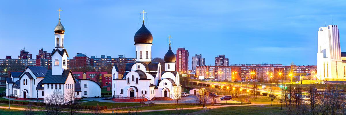 Klaipeda, Lithuania (Photo: Yevgen Belich/Shutterstock)