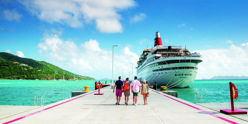 Vacationers looking for a taster cruise have lots of options (Photo: Fred. Olsen Cruise Lines)