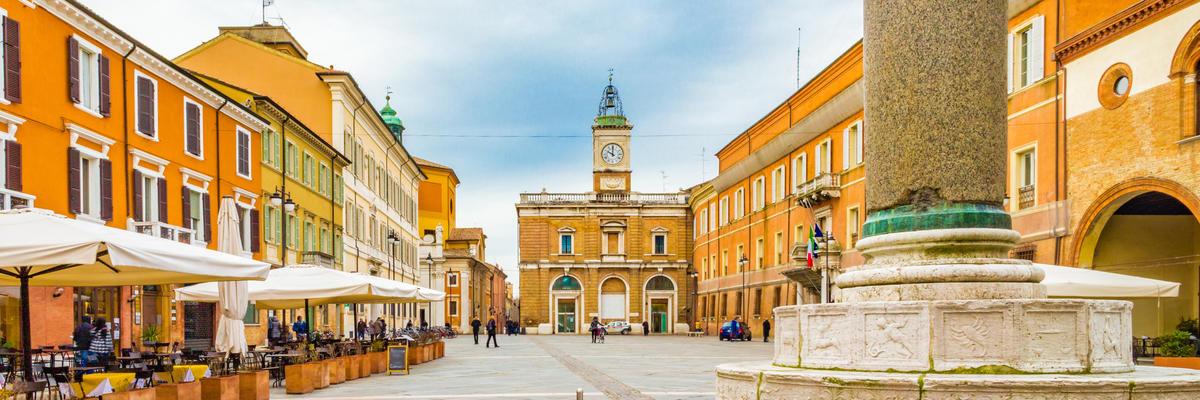 Ravenna (Photo: GoneWithTheWind/Shutterstock.com)