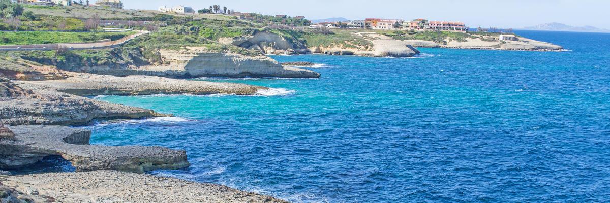 Porto Torres, Sardinia (Photo: Gabriele Maltinti/Shutterstock)