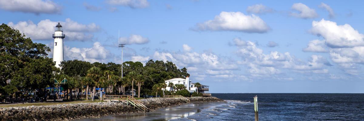 St. Simon's Island, Georgia, USA (Photo: CE Photography/Shutterstock)