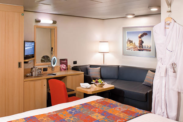7 Cruise Cabin Hacks that Will Change the Way You Cruise Forever (Photo: Holland America Line)