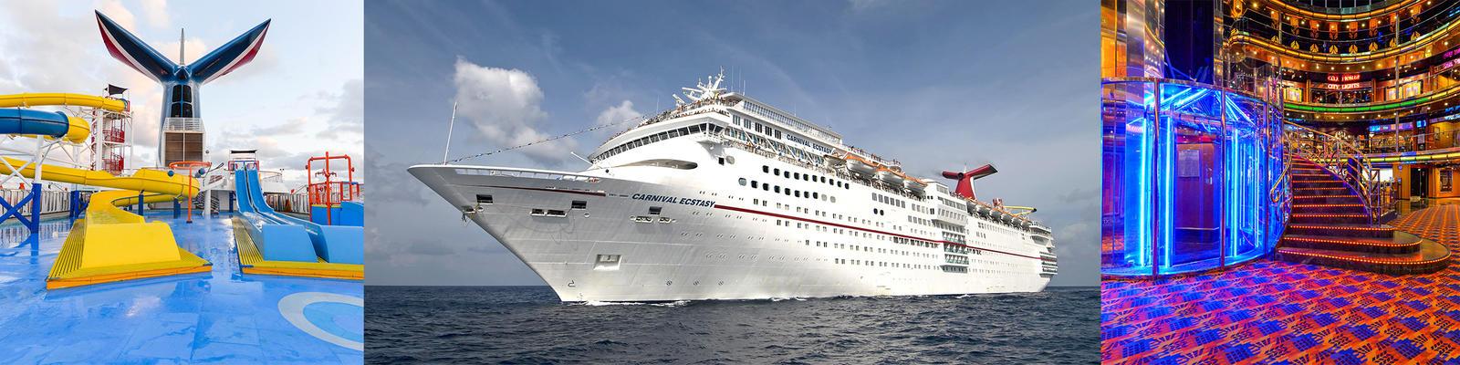 Carnival Ecstasy Cruise Ship Review Photos Amp Departure