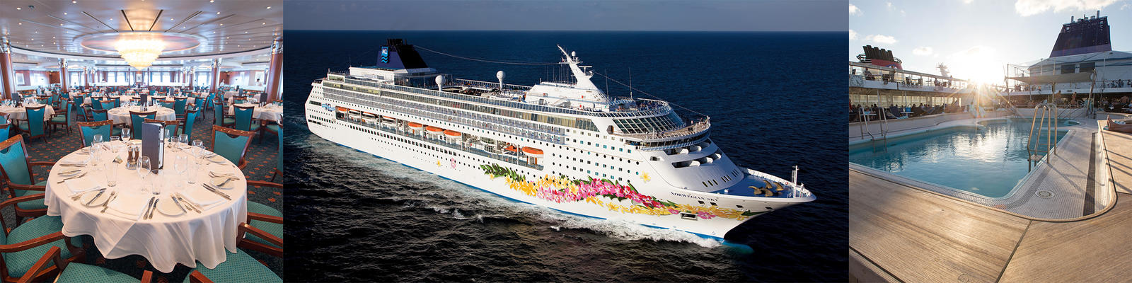 Norwegian Escape Cruise Ship Review Photos Departure Ports On - Cruise ship crew quarters