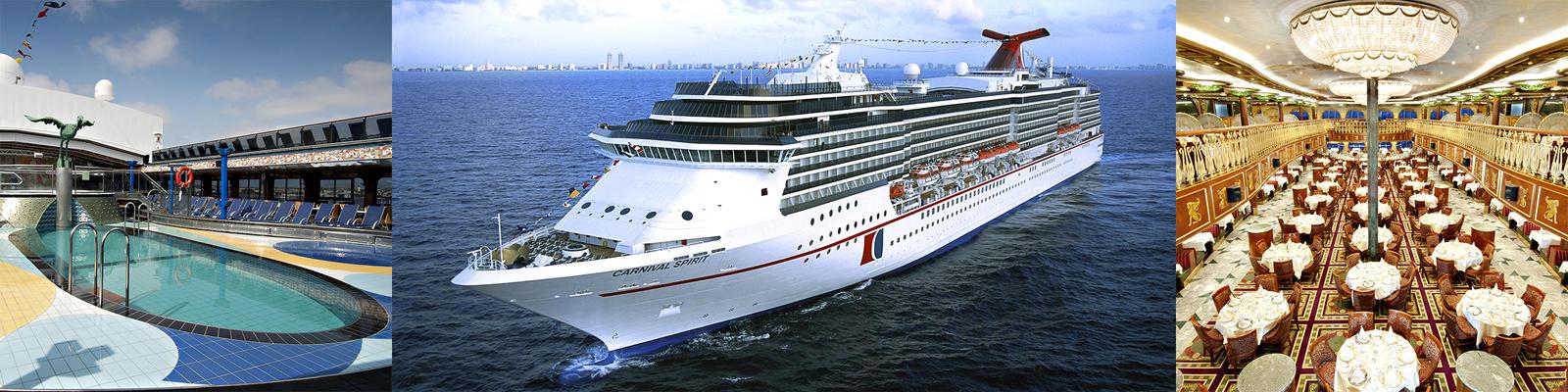 Carnival Spirit Cruise Ship Review Photos Amp Departure