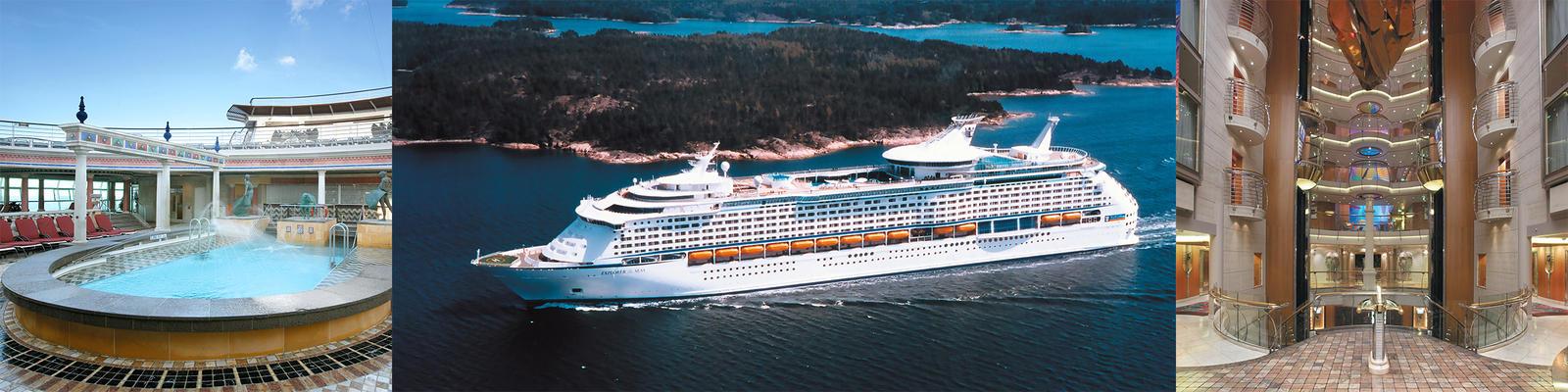 explorer of the seas cruise ship review photos