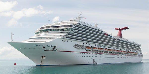 Carnival Glory Cruise - Ship Review - Photos & Departure ...