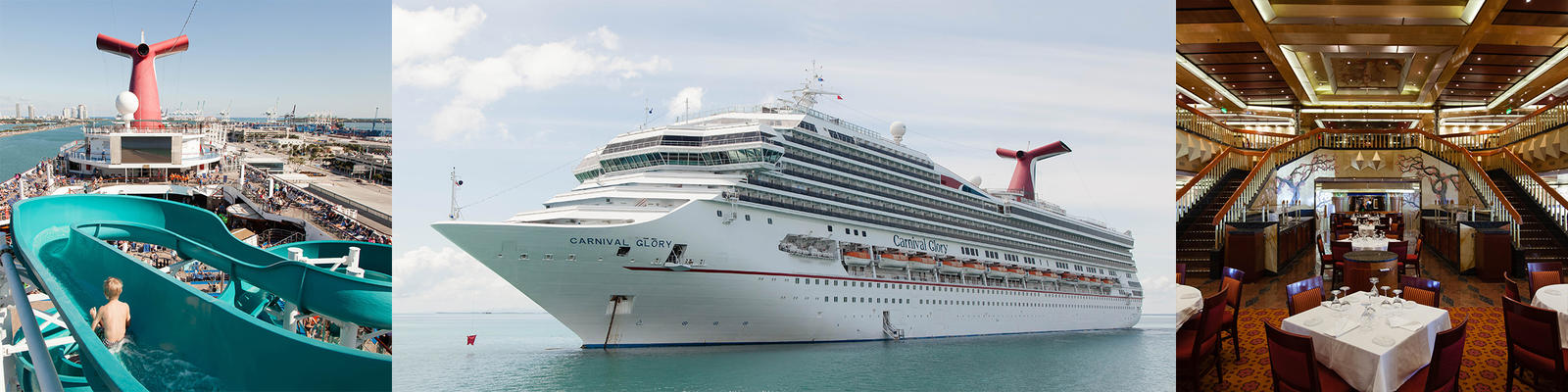 Carnival Glory Cruise Ship Review Photos Departure Ports On Critic